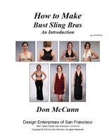 How to Make Bust Sling Bras