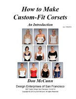 How to Make Custom-Fit Corsets