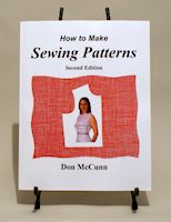 Paperback edition of 'How to Make Sewing Patterns, Second Edition'